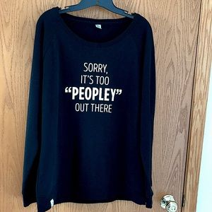Cents of Style long sleeve top Size XL